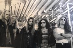 "Diabolic Dreams 1994 Stefs erste ""echte"" Band (Stef 1vR)"
