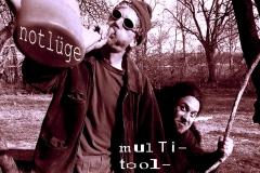 Notlüge 2004, mit Bruder Micha
